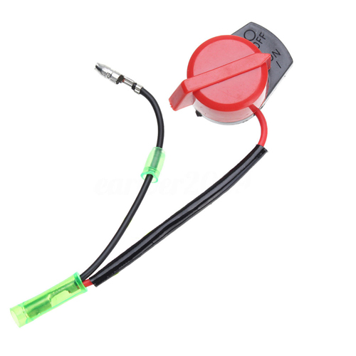 Engine Stop Switch for Honda GX160 GX200 36100-ZH7-003