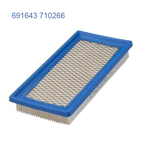 Air Filter 691643 710266 for Briggs and stratton