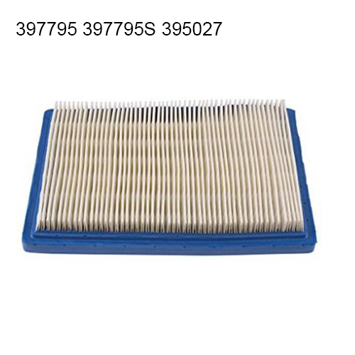Air Filter 397795 397795S 395027 for Briggs & Stratton