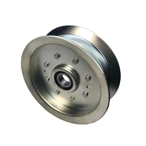 Steel Flat Idler Pulley for John Deere, Scotts, or Sabre Pulley GY22082